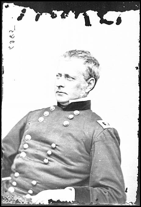 [Portrait of Maj. Gen. Joseph Hooker, officer of the Federal Army]