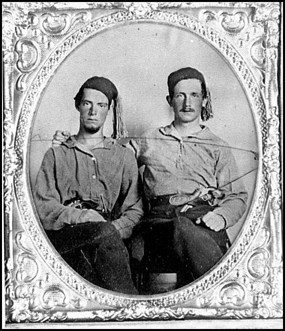 [Portrait of New York Zouaves]