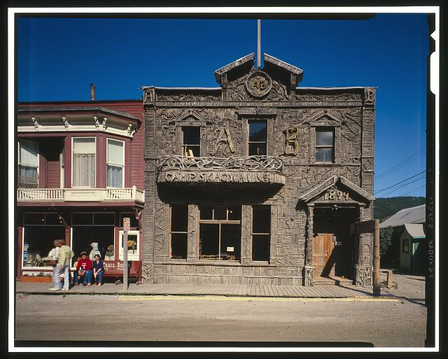 ARCTIC BROTHERHOOD HALL (1899), BROADWAY AVENUE - City of Skagway, Skagway, Skagway-Hoonah-Angoon Census Area, AK