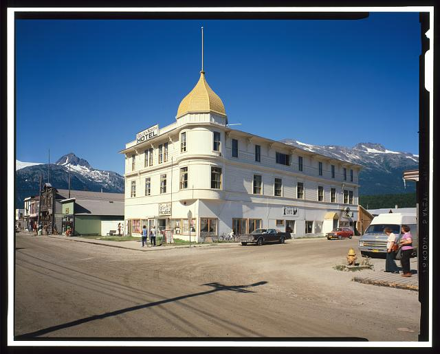 GOLDEN NORTH HOTEL, SOUTHWEST CORNER - City of Skagway, Skagway, Skagway-Hoonah-Angoon Census Area, AK