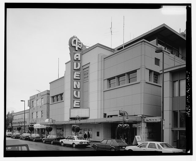 7.  NORTH FRONT, LOOKING SOUTHEAST - Fourth Avenue Theatre, 630 West Fourth Avenue, Anchorage, Anchorage, AK