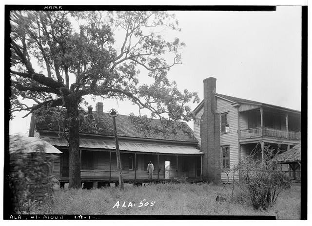 11.  Historic American Buildings Survey W. N. Manning, Photographer, September 10, 1935 FRONT OF KITCHEN (EAST) - Tucker-Fincher House, U.S. Route 431, Mount Jefferson, Lee County, AL