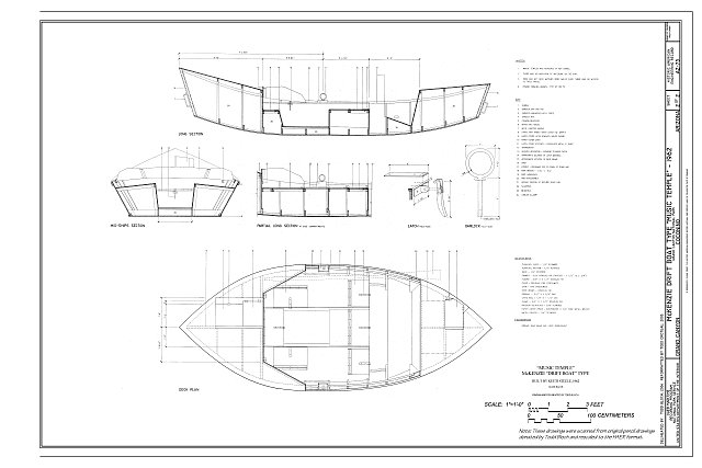 Benadi: Drift boat plans spira
