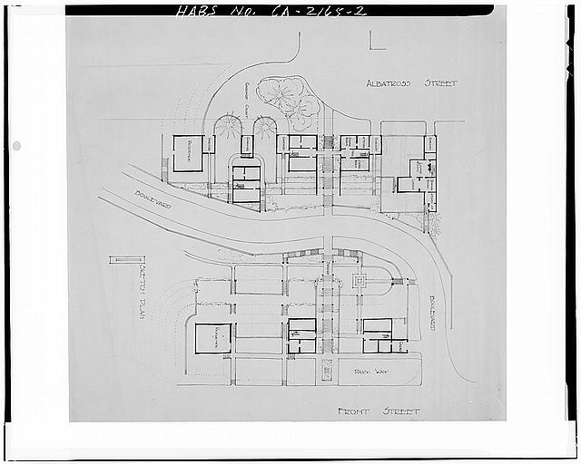 2.  SKETCH PLAN - Albatross Cottages, 3353, 3367, 3407 & 3415 Albatross Street, San Diego, San Diego County, CA
