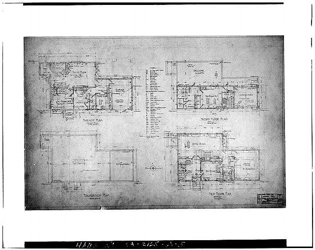 5.  PLANS - Albatross Cottages, Lee Cottage No. 2, 3353 Albatross Street, San Diego, San Diego County, CA