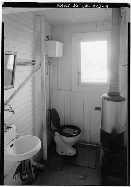 8.  BATHROOM, FIRST FLOOR - William Heath Davis House, 227 Eleventh Avenue, San Diego, San Diego County, CA