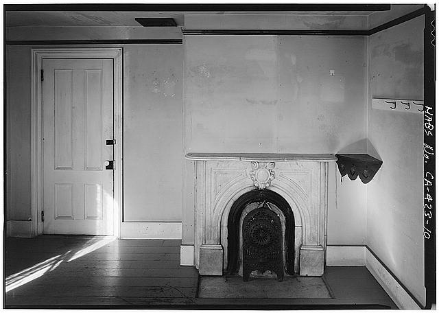 10.  SOUTHWEST BEDROOM, SECOND FLOOR - William Heath Davis House, 227 Eleventh Avenue, San Diego, San Diego County, CA