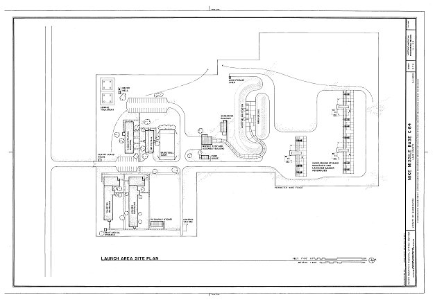 HAER ILL, 49-BARR.V, 1- (sheet 3 of 4) - NIKE Missile Base C-84, East of Quentin Road between LAke Cook & Long Grove Roads, Barrington, Cook County, IL