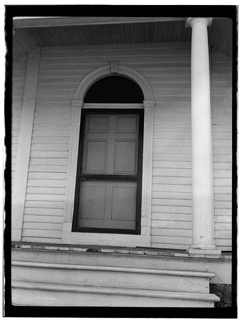 3.  Historic American Buildings Survey. - Burnside Plantation, State Route 1335, Williamsboro, Vance County, NC