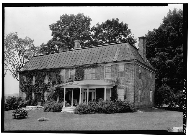 1.  GENERAL VIEW - Morehouse Tavern, Wingdale, Dutchess County, NY