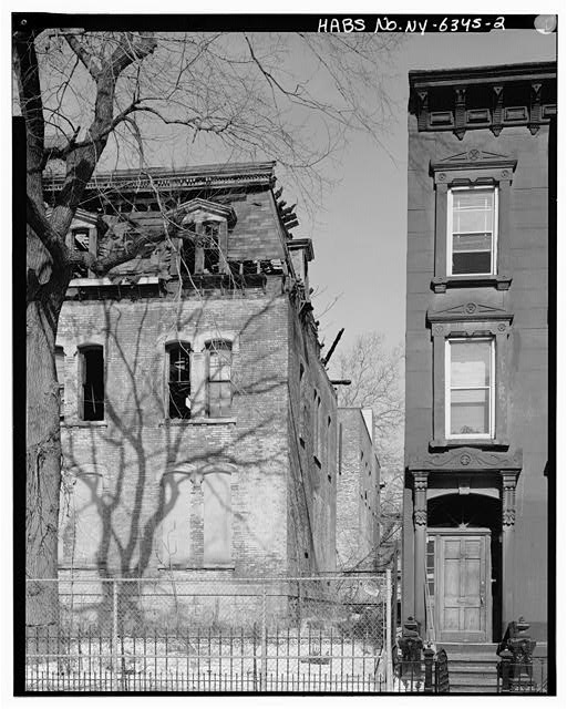 - Baptist Home, 665-681 Greene Avenue, bounded by Greene Avenue East, Throop Avenue & Van Buren Street, Brooklyn, Kings County, NY