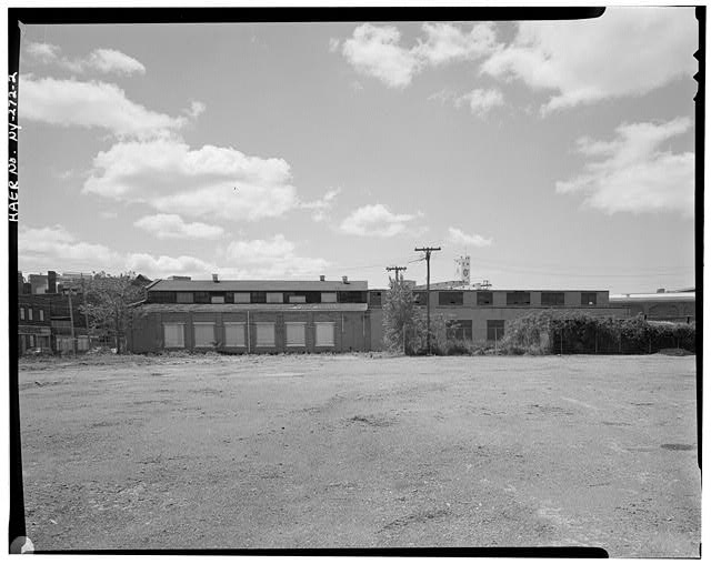 2.  North elevation, view south - Oldman Boiler Works, 32 Illinois Street, Buffalo, Erie County, NY