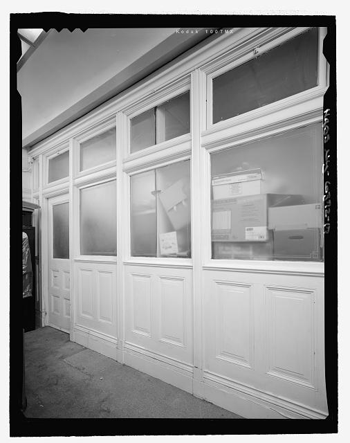 Room 706, Interior Partition  - Corbin Building, 11 John Street, New York, New York County, NY