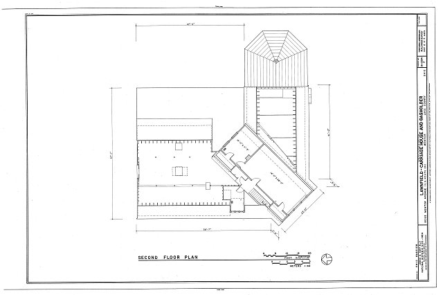 HABS OHIO,43-MENT,2A- (sheet 2 of 5) - Lawnfield, Carriage House & Gasholder, 8095 Mentor Avenue (U.S. Route 20), Mentor, Lake County, OH