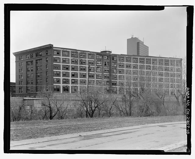 - Bostwick-Braun Warehouse, 22-46 Summit Street, Toledo, Lucas County, OH