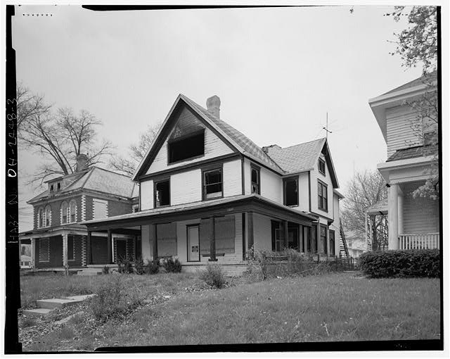 - Julia Griffith House, 1305-1307 South Fountain Avenue, Springfield, Clark County, OH