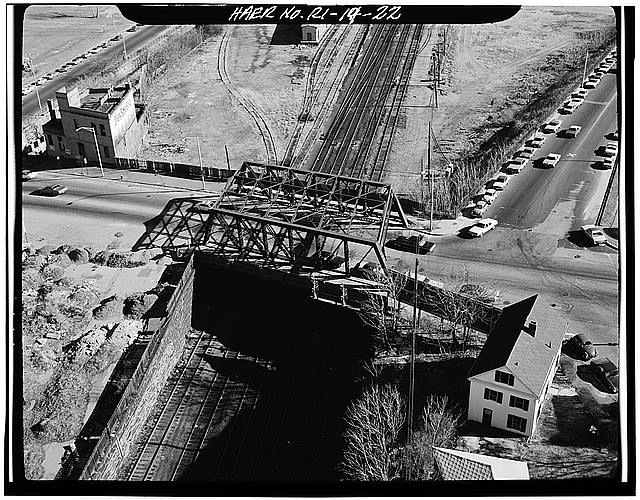 22.  Smith Street Bridge. Providence, Providence Co., RI. Sec. 4116, mp 185.78. - Northeast Railroad Corridor, Amtrak route between CT & MA state lines, Providence, Providence County, RI