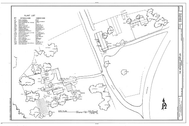 HABS TEX,143-HACK,1- (sheet 2 of 2) - Neuhaus Complex, State Highway 532 & Conty Road 219, Hackberry, Lavaca County, TX