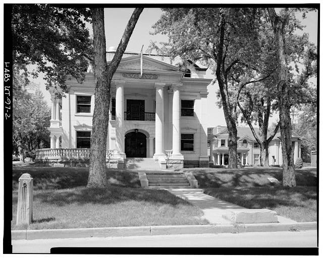 2.  SOUTH FRONT - Keith-Brown House, 529 East South Temple, Salt Lake City, Salt Lake County, UT