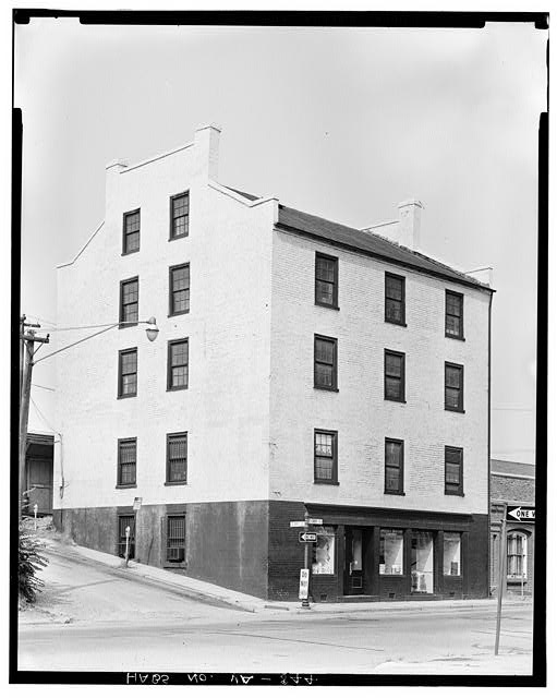 - Ellet-Todd-Lawrence Building, 1019-1021 East Cary Street, Richmond, Independent City, VA