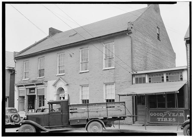 - Valley Bank Building, Romney, Hampshire County, WV