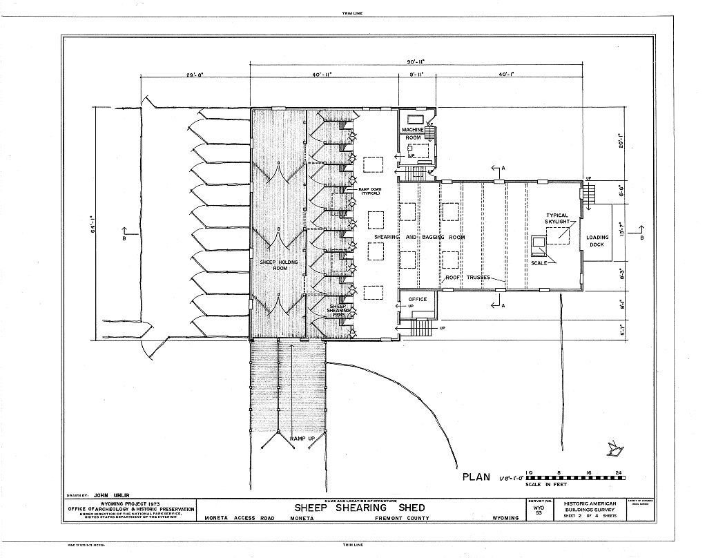 Wonderful idea shearing shed design plans for Shed layout planner