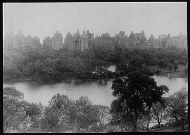 central park west view. [View from 146 Central Park