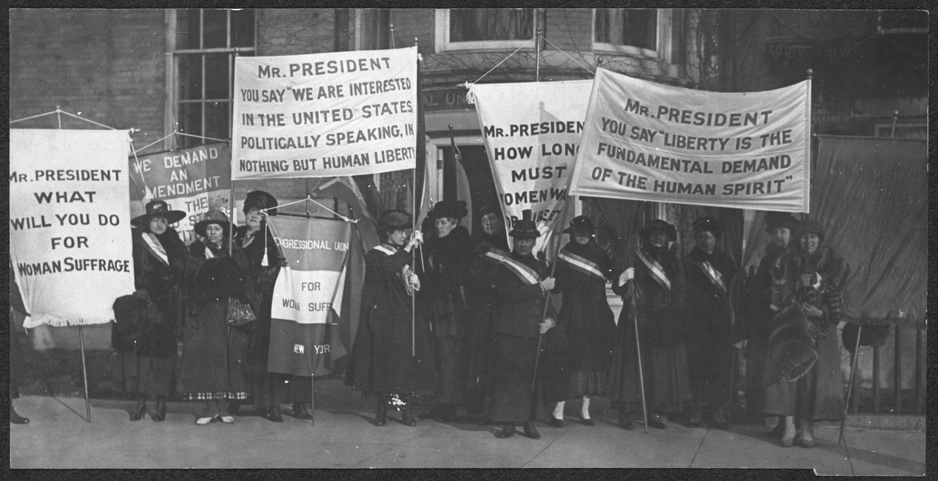 women of protest photographs from the records of the national women of protest photographs from the records of the national w s party picketing library of congress