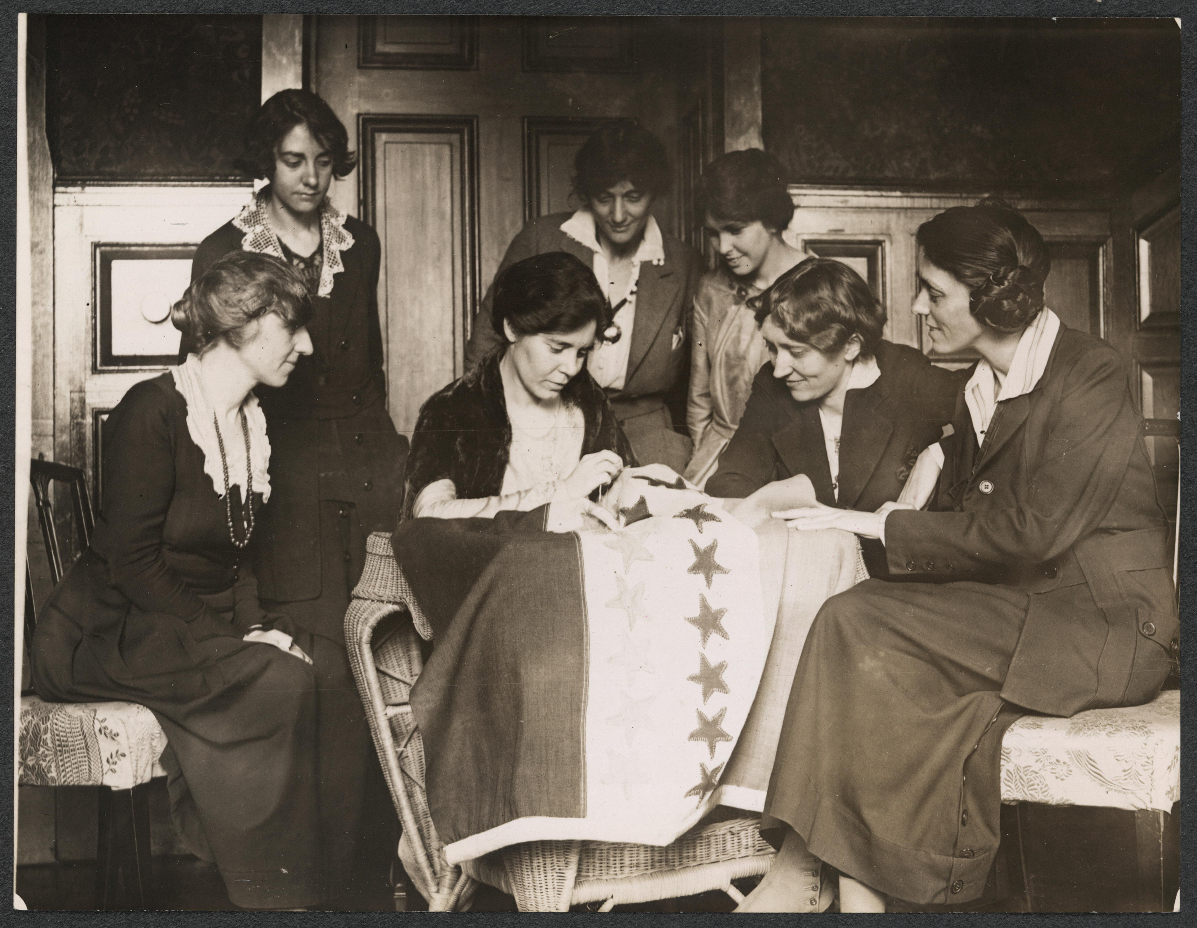 the life and times of american alice paul The annual alice paul equality awards recognize secretary-treasurer of the new jersey state american federation of burlington county times.