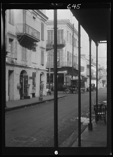 600 block of Royal Street, New Orleans