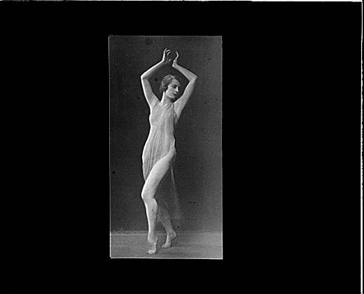 Marion Morgan dancer