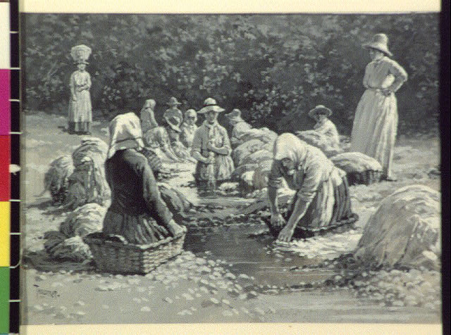 The washwomen
