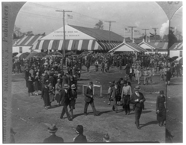 The Baltimore and Ohio Railroad Company Centenary Exhibition and Pageant, September 24 to October 16, 1927. Baltimore (Halethorpe), Md.