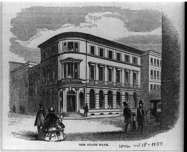 The state bank at Charleston, S.C.
