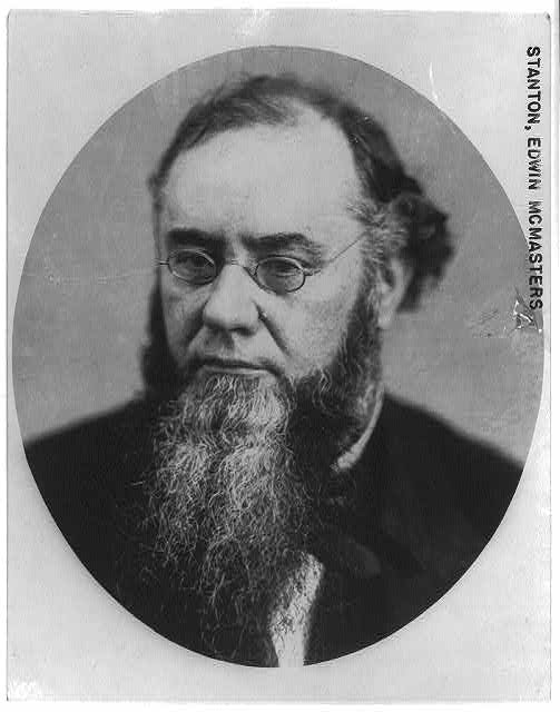 Edwin M. Stanton