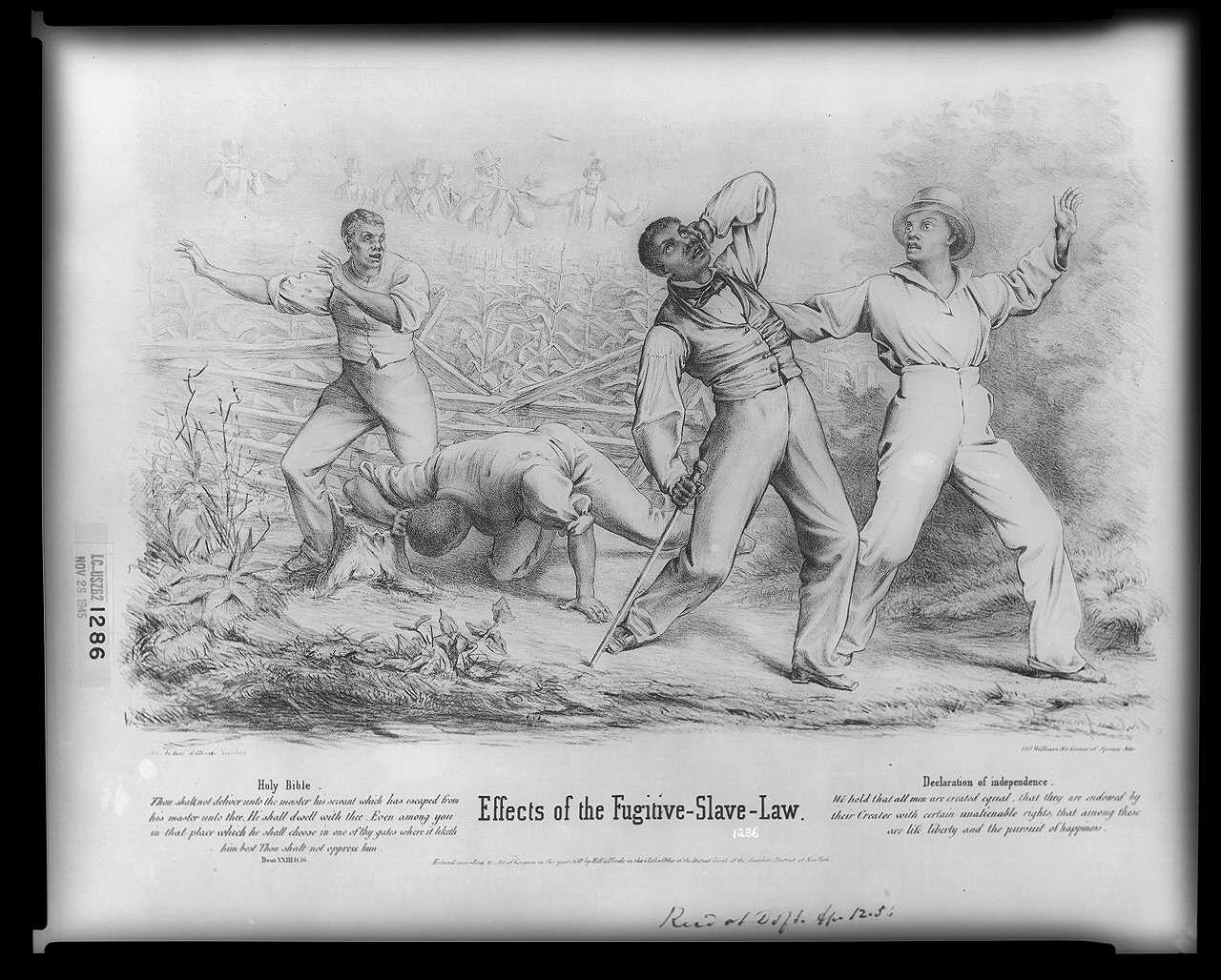 Effects of slavery on america