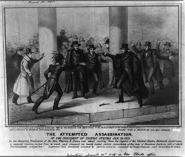 The Attempted Assassination of the President of the United States