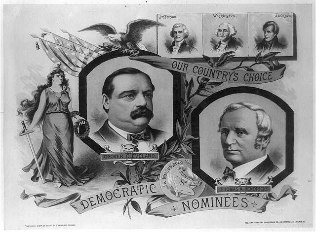 Our country's choice--Democratic nominees