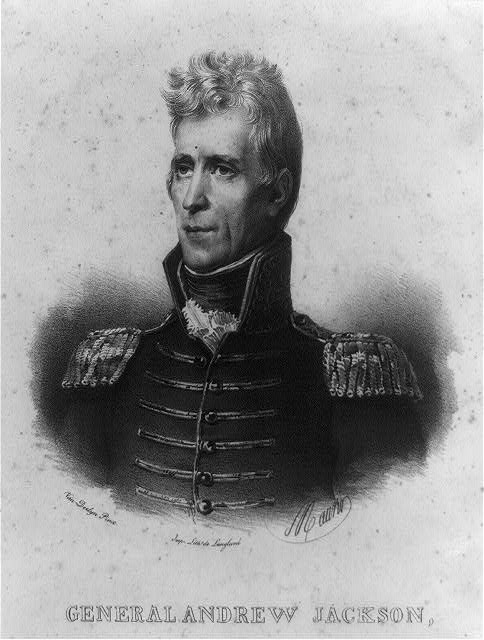 General Andrew Jackson