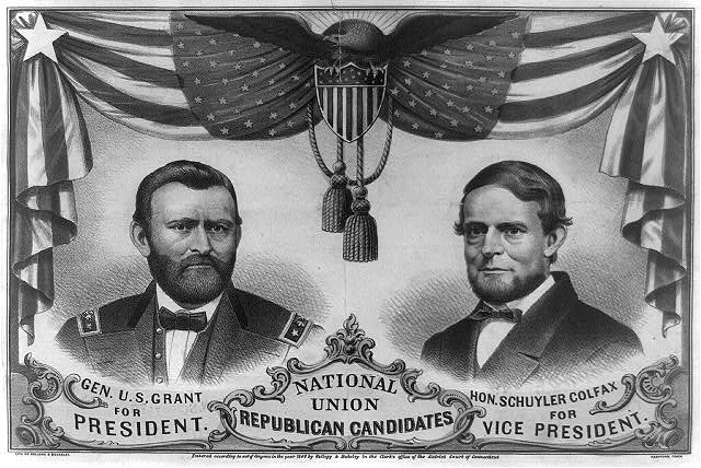 National Union Republican candidates