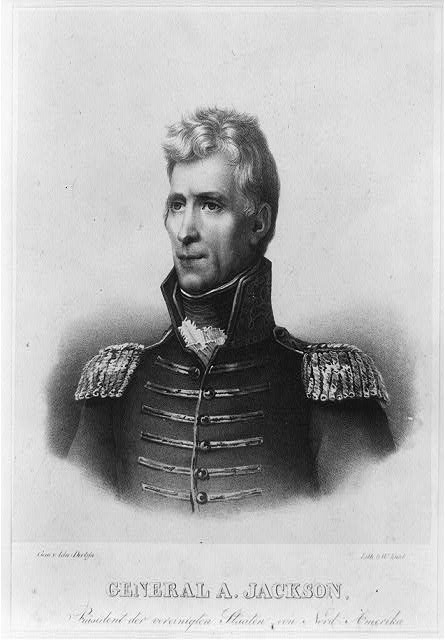 General A. Jackson