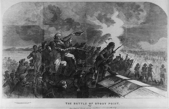 The Battle of Stony Point