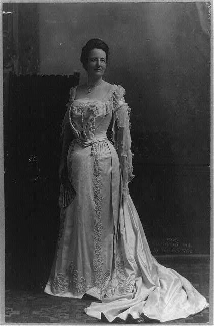 [Mrs. Edith Kermit Carow Roosevelt]