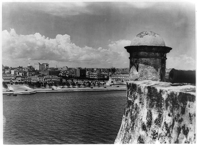 Havana, Cuba, from Cabana Fortress