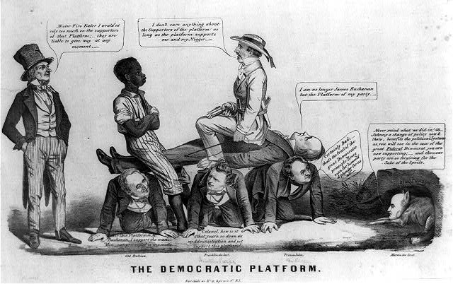 The Democratic platform