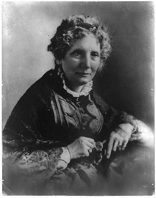 Harriet Beecher Stowe, 1811-1896