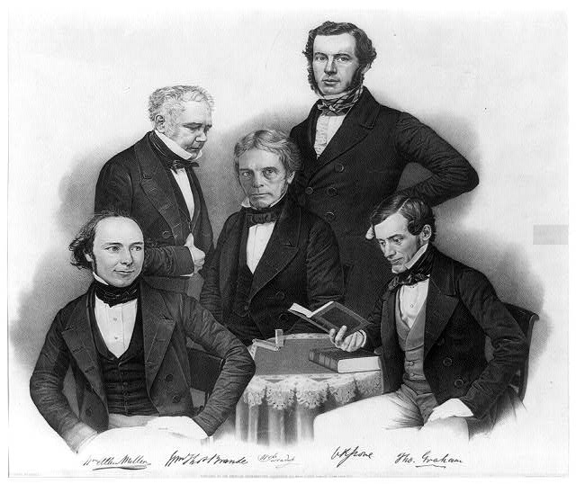 Celebrated English chemists