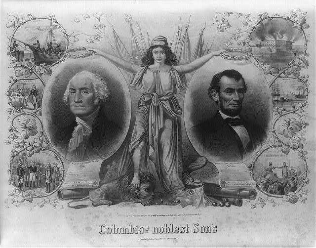 Columbia&#39;s noblest sons