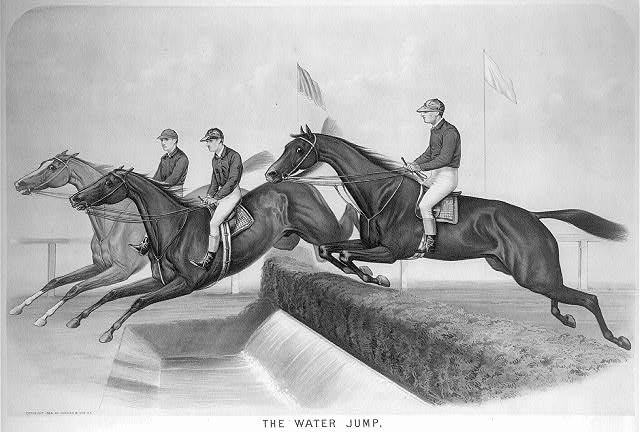 The water jump