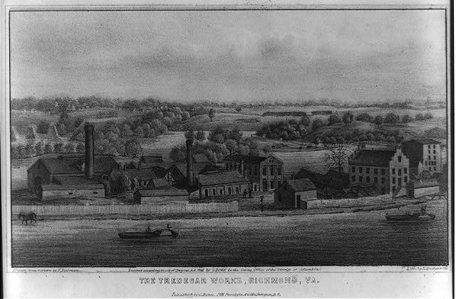 Tredegar Works, Richmond, Va